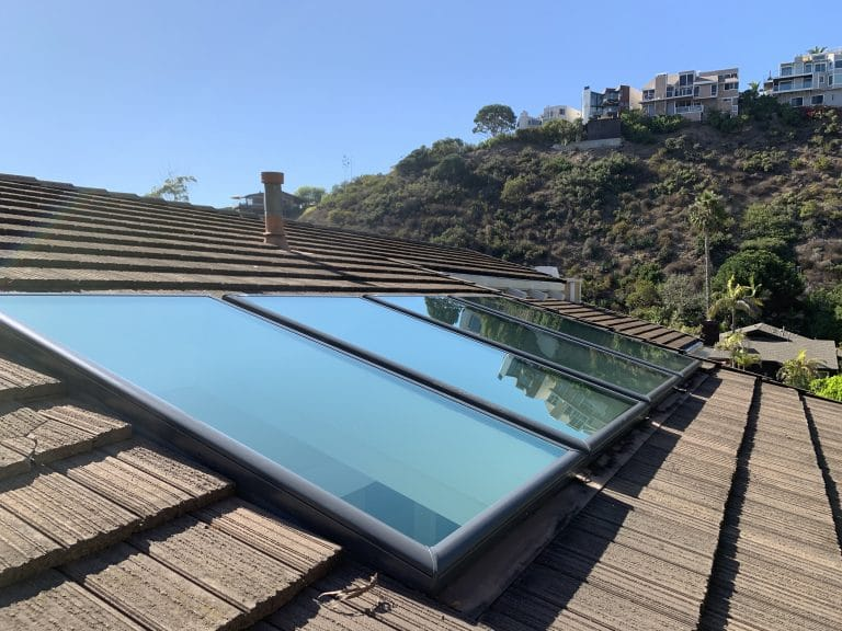 Los Angeles Skylight Replacement, Repair, Install - Velux Glass Skylights