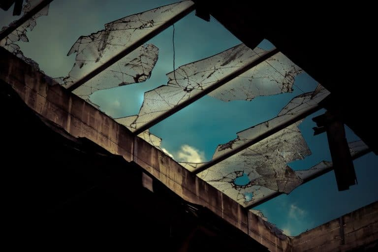 Skylight Repairs and Replacements - Broken Glass Skylight Commercial