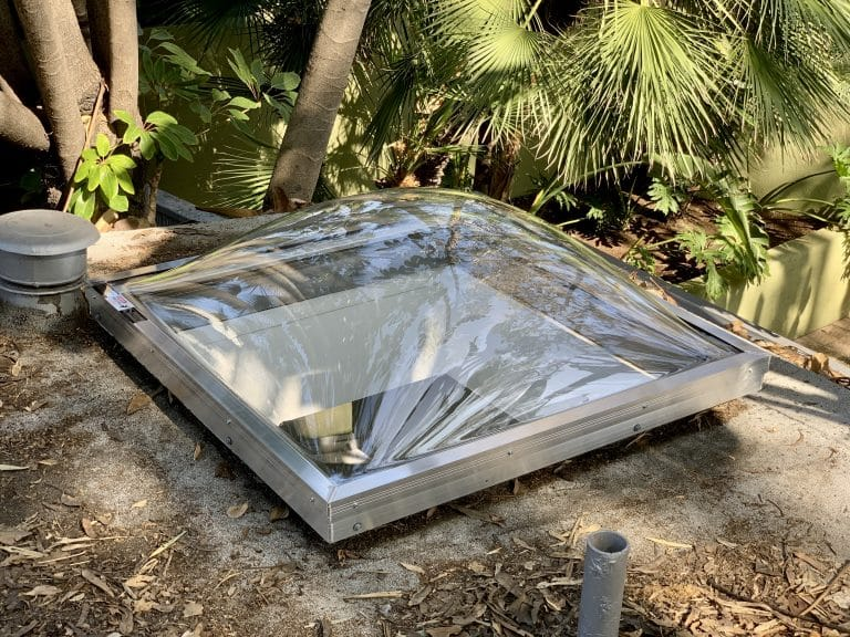 Dome Skylight Clear